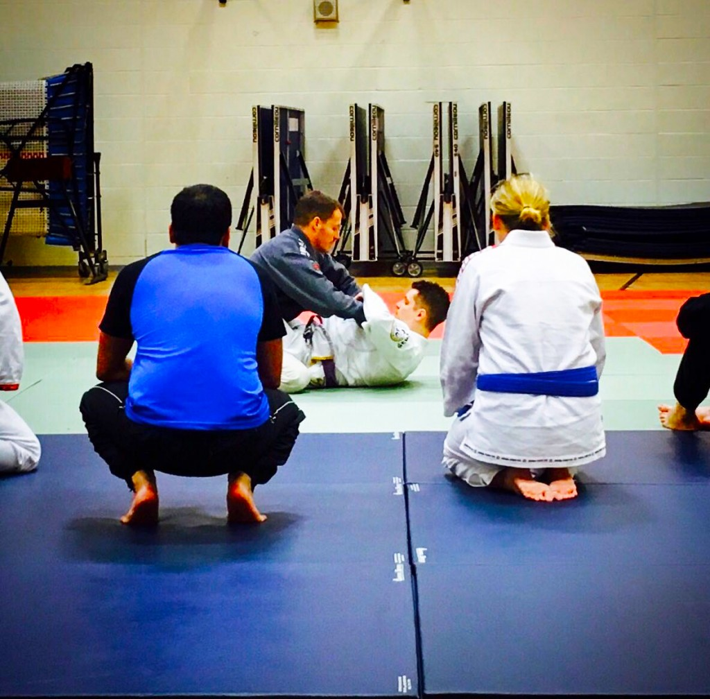 BJJ Portsmouth Lessons