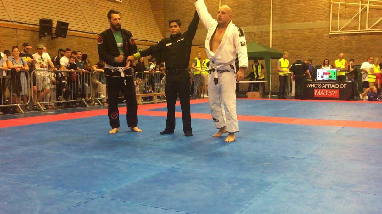 MMA Portsmouth Gold Medal