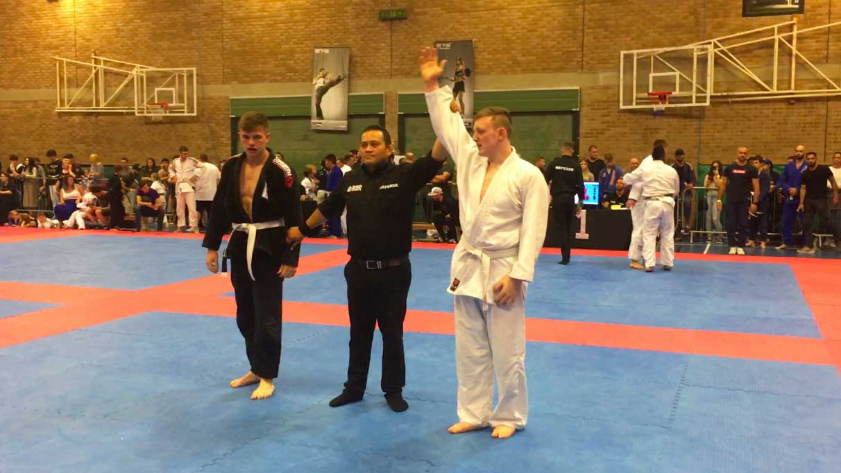 Self Defence Portsmouth Gold Medal