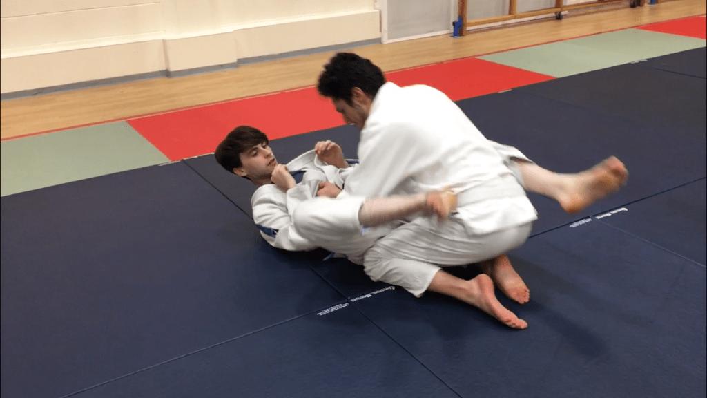 Guard Passing Brazilian-Jiu-Jitsu Portsmouth 3
