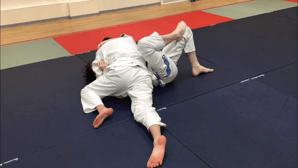 How To Pass Guard Martial Arts Portsmouth 12