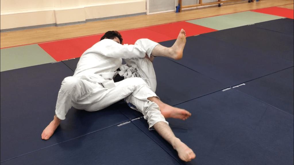 Jiu-Jitsu Pass-Guard Portsmouth 7
