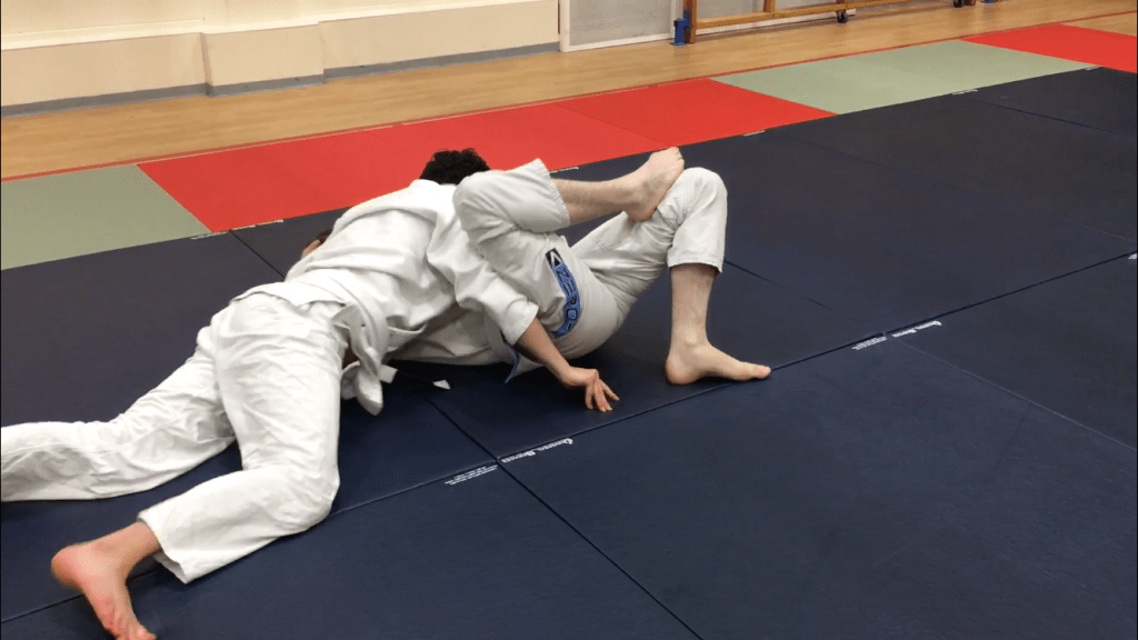 Opening The Closed Guard BJJ Havant 9