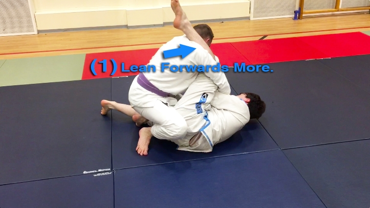 Pressure Guard Passing