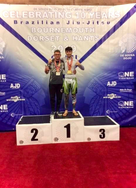 Pure Art BJJ Competition Medals