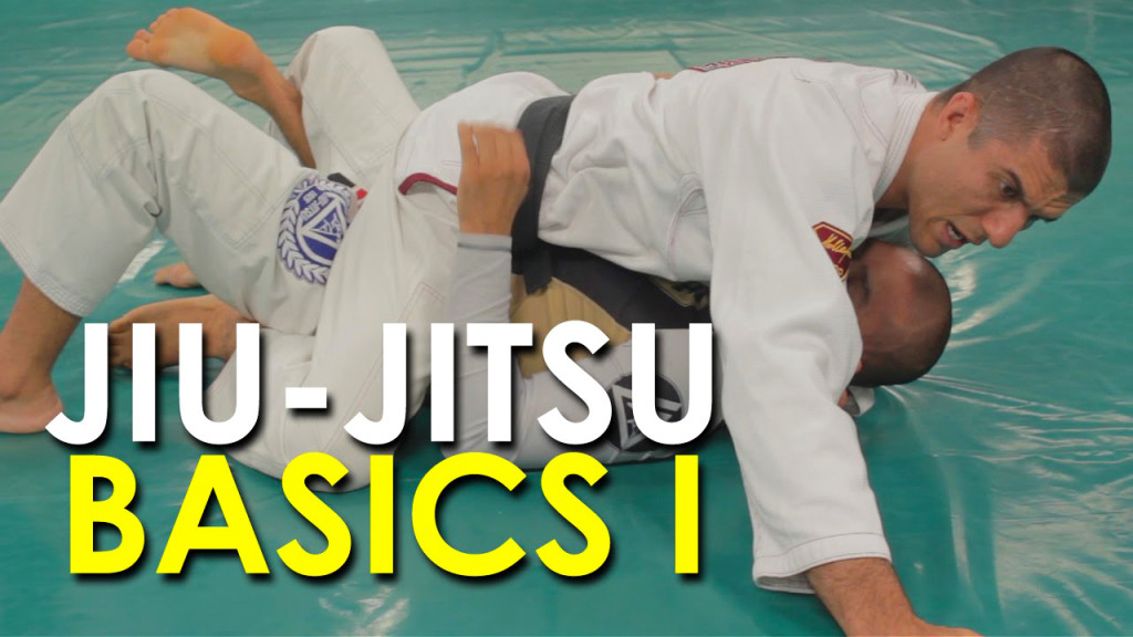 Learn BJJ on Youtube