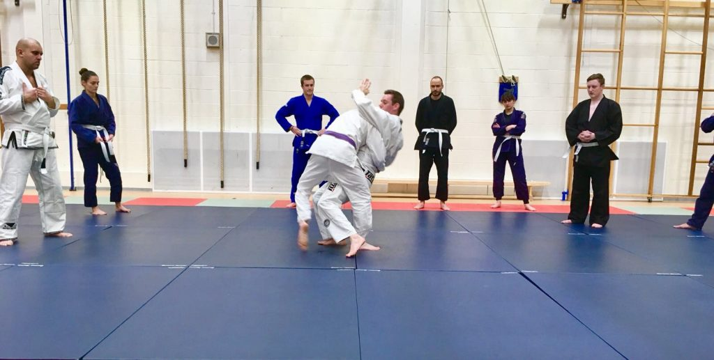 Progress in BJJ
