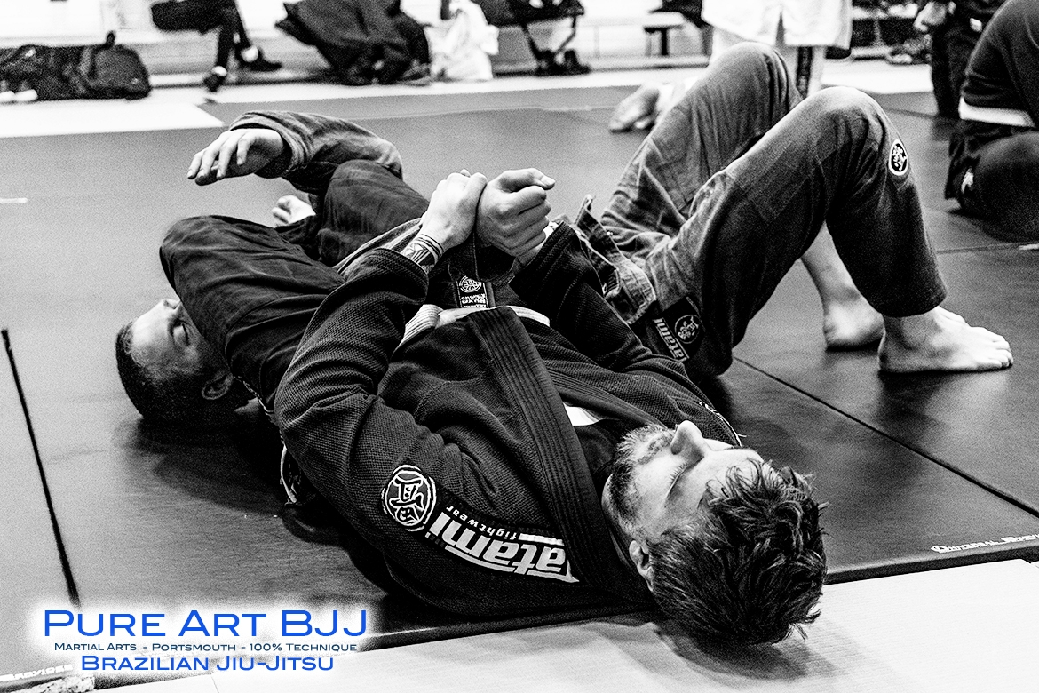 Effective Brazilian Jiu-Jitsu