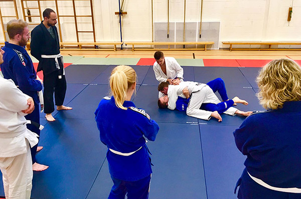 Martial Arts Clubs In Portsmouth