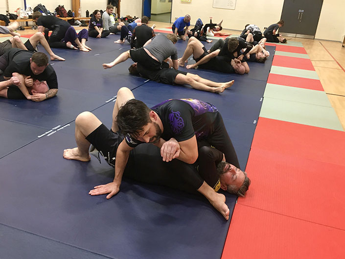 Portsmouth Area Martial Arts Club