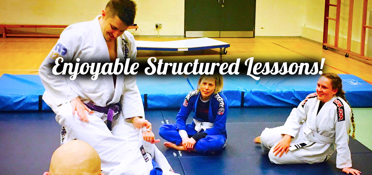 Brazilian Jiu-Jitsu Classes in Portsmouth